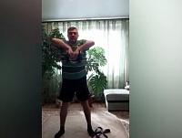 Видеотренировка по регби – от инструктора по спорту Вадима Казыдуба